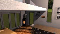 Raumgestaltung Küchenisel in der Kategorie Küche