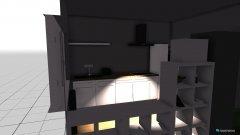 Raumgestaltung Küchenvariante_1 in der Kategorie Küche