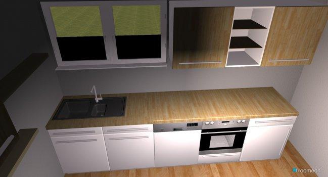 Raumgestaltung KücheSN in der Kategorie Küche
