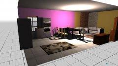 Raumgestaltung KÜCHEULLI2 in der Kategorie Küche