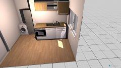 Raumgestaltung küüüüü in der Kategorie Küche