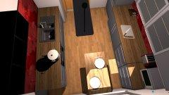 Raumgestaltung küvhe in der Kategorie Küche