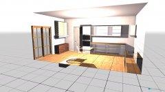 Raumgestaltung kuh-02 in der Kategorie Küche