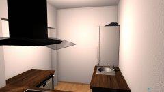 Raumgestaltung Kuhinja JC in der Kategorie Küche