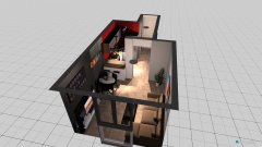 Raumgestaltung kuhinja plan in der Kategorie Küche