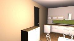 Raumgestaltung kuhinja in der Kategorie Küche