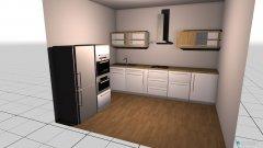 Raumgestaltung kuhna tretja in der Kategorie Küche