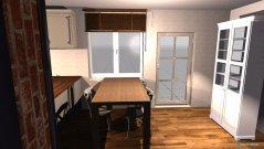 Raumgestaltung kuhnina in der Kategorie Küche