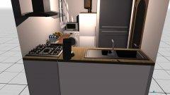 Raumgestaltung Kuxnia V in der Kategorie Küche