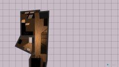 Raumgestaltung Leipziger Maisonette unten in der Kategorie Küche