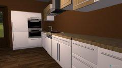 Raumgestaltung Lena´s Küche in der Kategorie Küche