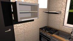 Raumgestaltung lüche in der Kategorie Küche