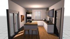 Raumgestaltung Mamas Küche  in der Kategorie Küche
