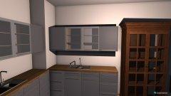 Raumgestaltung Margit05 in der Kategorie Küche