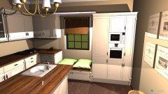 Raumgestaltung Marwa Kitchen in der Kategorie Küche