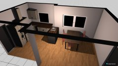 Raumgestaltung mein_Küche in der Kategorie Küche