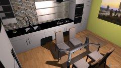 Raumgestaltung Mini Kitchen in der Kategorie Küche