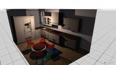 Raumgestaltung mm2 in der Kategorie Küche