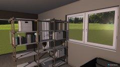Raumgestaltung modern house in der Kategorie Küche