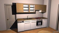 Raumgestaltung Monika in der Kategorie Küche