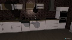 Raumgestaltung Multikultikitchen in der Kategorie Küche