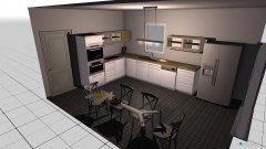 Raumgestaltung Muster 3 Sven in der Kategorie Küche