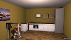 Raumgestaltung Musterhaus in der Kategorie Küche