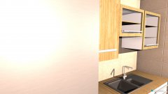 Raumgestaltung my flat in der Kategorie Küche