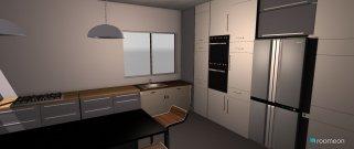 Raumgestaltung nachmoni - kitchen in der Kategorie Küche