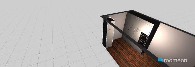 Raumgestaltung neue küche Dani in der Kategorie Küche