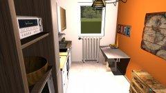 Raumgestaltung neue küche in der Kategorie Küche