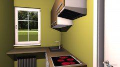 Raumgestaltung Neue Wohnung Küche in der Kategorie Küche