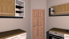 Raumgestaltung Neue Wohnung1 in der Kategorie Küche