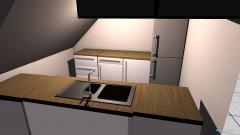 Raumgestaltung NEUE WOHNUNG in der Kategorie Küche