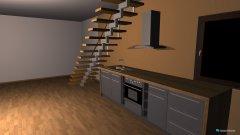 Raumgestaltung neww virtuve in der Kategorie Küche