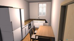 Raumgestaltung Olli2 in der Kategorie Küche