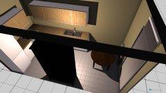 Raumgestaltung Oma4 in der Kategorie Küche