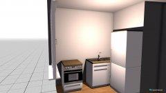 Raumgestaltung Omas Küche in der Kategorie Küche