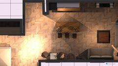 Raumgestaltung omgitm küche insel 170x90 bar in der Kategorie Küche