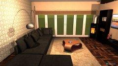 Raumgestaltung openplan 2 in der Kategorie Küche