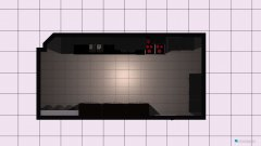 Raumgestaltung Patio 4 - Küche in der Kategorie Küche