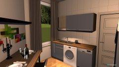 Raumgestaltung Pestalozzistrasse_Küche in der Kategorie Küche