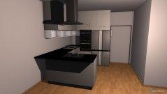 Raumgestaltung piotrka kuchnia in der Kategorie Küche