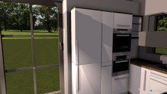 Raumgestaltung Plana Küche in der Kategorie Küche