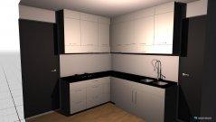 Raumgestaltung primer  in der Kategorie Küche