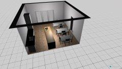 Raumgestaltung Probe in der Kategorie Küche