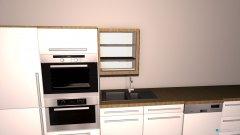 Raumgestaltung Projekt Novi in der Kategorie Küche