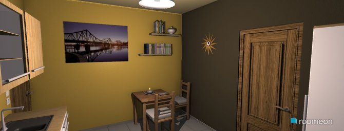 Raumgestaltung qweer in der Kategorie Küche