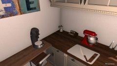 Raumgestaltung rasha kitchen in der Kategorie Küche