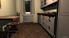 Raumgestaltung RAUM 1 in der Kategorie Küche